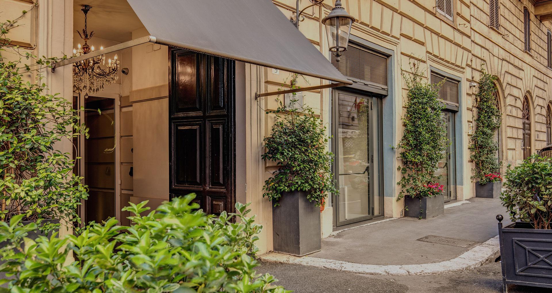 Hotel Villafranca Rome Official Website
